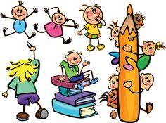 Los alumnos, lápiz, libro