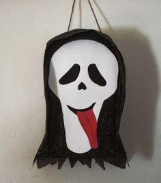 Scary Movie Halloween Pinata
