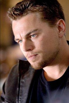 Leonardo DiCaprio. Love Love LOVE him