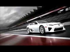 Lexus LFA Samurai Supercar will leave you breathless with its amazing driving mobility and speed. Lexus Lfa, Lexus Gs300, Lexus Cars, Porsche Cars, Jdm Cars, Mini Vans, Ferrari F50, Toyota, Trucks
