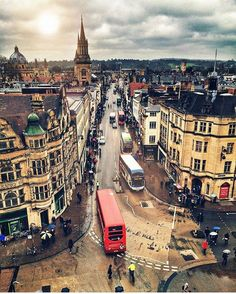 Weekend trip: Oxford, England