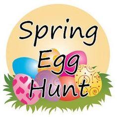 #SavetheDate: #SpringEggHunt Mar.18 6:30pm @AirportPark no registration req. event is free http://blaineevents.com #pin