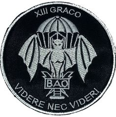 Patch omerale 13° GRACO -BAO