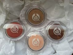 Amostras e Passatempos: The Body Shop - Passatempo Colour Crush