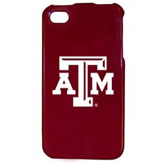 Texas A & M Aggies iPhone 4/4S Snap on Case