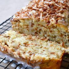 Toasted Coconut Pound Cake Recipe - Key Ingredient