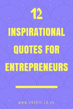 quotes to inspire entrepreneurs and women that work from home Inspirational Quotes For Entrepreneurs, Entrepreneur Quotes, Editing Writing, Work On Yourself, Inspire, Facts, Women, Woman