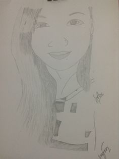 Sabu Gurung an adorable girl loved to sketch her.
