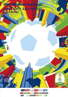 2014 FIFA World Cup Brazil SaoPaulo