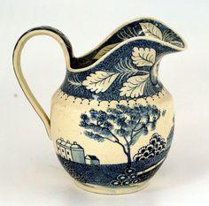 Leeds Creamware early 1800s