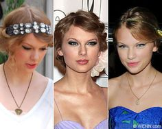 Go beyond basic updos when you're looking for party hairstyle ideas. Sparkly hair clips, bedazzled headbands, and other festive hair accessories give your hair an instant party upgrade. DailyGlow.com shows you how easy it can be to wear party hair accesso