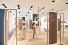 Designing in Dialogue: The Architecture of von Gerkan, Marg and Partners Exhibition,© gmp Architekten