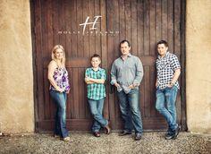 Urban Family photos in Rancho Santa Fe Ca