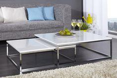 Op zoek naar een trendy salontafel in wit hoogglans? Ga naar Aktie wonen.nl! Snelle levering en een groot aanbod. Bekijk snel onze site of showroom!