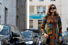 Check Out the Flashy Street Style Accessories Taking Over Milan Fashion Week Day 5