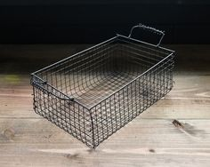 100均の焼き網でつくるワイヤーバスケット|LIMIA (リミア)