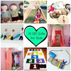 15 Great DIY Kids Gifts