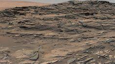 G.A.B.I.E.: El rover Curiosity investiga dunas petrificadas en...