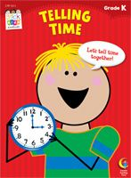 What Time Is It? Stick Kids Workbook, Grade K Time orders our lives and helps us function within a daily schedule. The concept of time is often difficult for children to understand because it is very abstract.