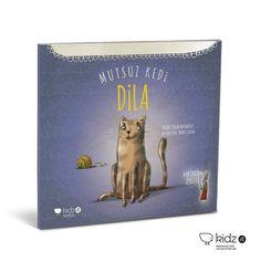Leyla Fonten'den Öyküler serisinin en mutsuz hayvanı olan Kedi Dila