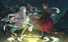Anime Art Girl, Manga Art, Top Anime, Hanako San, Anime Character Drawing, Anime Kawaii, Anime Chibi, Cute Anime Couples, Buffy The Vampire Slayer