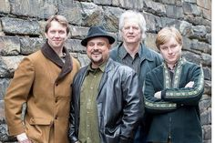 Frank Solivan & Dirty Kitchen on the Road to ROMP Stage June 25 - http://www.cybergrass.com/node/4661