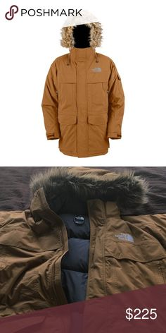 The North Face - Men's McMurdo Parka Hooded Parka - Lightly Worn The North Face Jackets & Coats