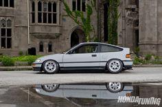 1990 Honda CRX Si - Honda Tuning Magazine