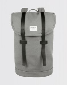 The Sandqvist Stig Rolltop Backpack in Grey is the perfect companion for your travel adventures. Best Laptop Backpack, Backpack For Teens, Laptop Bags, Suitcase Bag, Kids Bracelets, Trilby Hat, School Backpacks, Teen Backpacks, Leather Backpacks