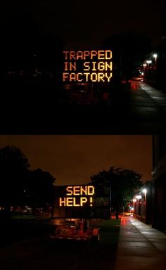 Classic MIT sign hack! Check out '10 Hilarious Hacked Digital Road Signs'... #funny #lol #spon
