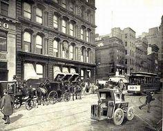 Tiffany's, Union Square, 1899