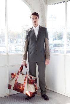 Summer 2014, Spring Summer, Suit Jacket, Breast, Suits, Jackets, Fashion, Down Jackets, Outfits
