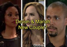 The Young and the Restless Spoilers: Devon Leans on Mariah During Hilary Firing – Devon and Mariah New Y&R Couple?