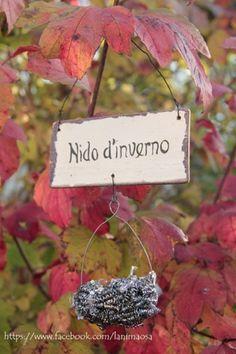 Winter Nest - Nido d' Inverno