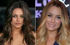Hair and Make-up by Steph: How to Rock a Middle Part