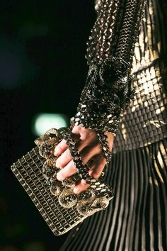 FW Memories: close up on the #RobertoCavalli FW 2013 accessories
