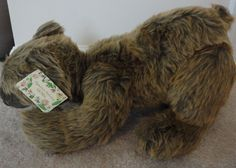 """Gund Limited Edition 18"""" Numbered & Signed Bear with Tags"""