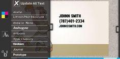 Boricuas lanzan aplicación para hacer tarjetas de presentación interactivas