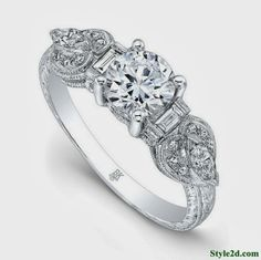 Bridal Set Rings for the Spectacular Moments in Life