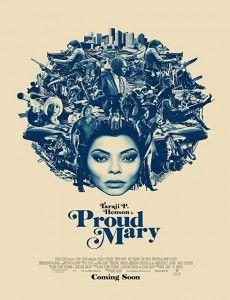 فيلم Proud Mary 2018 مترجم اون لاين ايجى شير Movies Pinterest