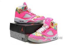 e853de2f4ab6aa Girls Air Jordan 5 Pink Cherry Blossom For Sale Discount NmQsbt