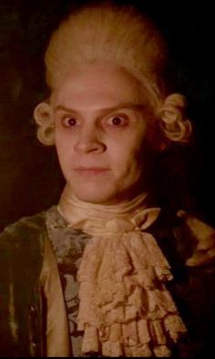 Despite the limited screen time, Evan Peters truly excelled as the eccentric Edward Philippe Mott in My Roanoke Nightmare. Follow rickysturn/evan-peters