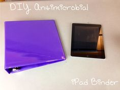 DIY antimicrobial binder