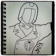 #cobra #commander #gijoe #graphite #ink Cobra Commander, Gi Joe, Graphite, Sketches, Ink, Artist, Graffiti, Drawings, Sketching