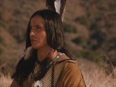 CHEYENNE WARRIOR (1994). Actor/director Pato Hoffmann.