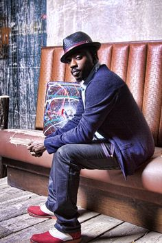 "Anthony Hamilton, R+B singer-songwriter and record producer. He rose to fame with his platinum-selling second studio album Comin' from Where I'm From, which featured the singles ""Comin' from Where I'm From"" and ""Charlene"". photographed by DeWayne Rogers."