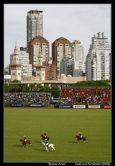 Buenos Aires polo at Palermo Soho. Go and see a polo match in the neighbourhood of Palermo (Buenos Aires, Argentina) Argentine Buenos Aires, Luis Fernandez, Southern Cone, Palermo, South America Destinations, Down South, Latin America, Central America, Continents