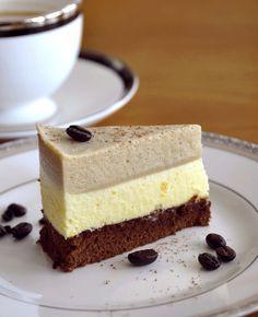 Chocolate and mascarpone cake