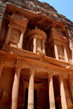 one of new wonders of the World, Petra