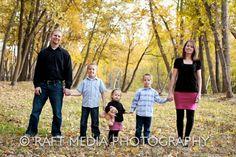 Boise Family Photography- #Fall Family Photo
